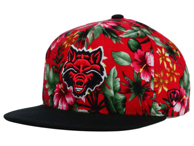 Arkansas State Red Wolves Top of the World NCAA Waverunner Snapback Hat