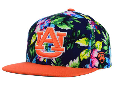 Auburn Tigers Top of the World NCAA Waverunner Snapback Hat