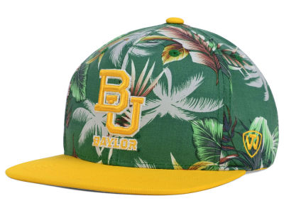 Baylor Bears Top of the World NCAA Waverunner Snapback Hat