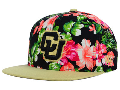 Colorado Buffaloes Top of the World NCAA Waverunner Snapback Hat