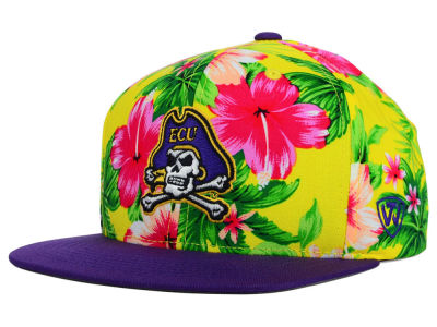 East Carolina Pirates Top of the World NCAA Waverunner Snapback Hat