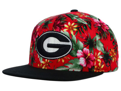 Georgia Bulldogs Top of the World NCAA Waverunner Snapback Hat