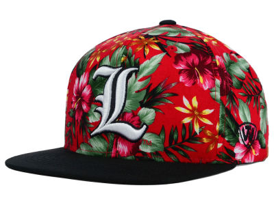 Louisville Cardinals Top of the World NCAA Waverunner Snapback Hat