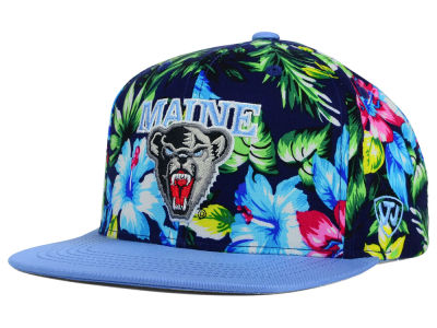 Maine Black Bears Top of the World NCAA Waverunner Snapback Hat