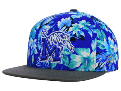 Memphis Tigers Top of the World NCAA Waverunner Snapback Hat