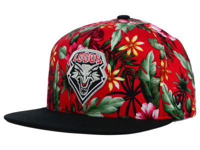 New Mexico Lobos Top of the World NCAA Waverunner Snapback Hat
