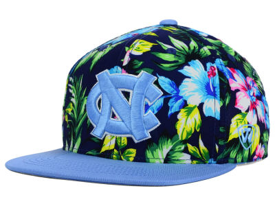 North Carolina Tar Heels Top of the World NCAA Waverunner Snapback Hat