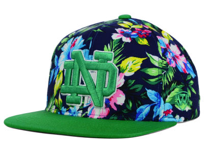 Notre Dame Fighting Irish Top of the World NCAA Waverunner Snapback Hat