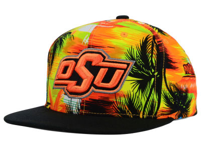 Oklahoma State Cowboys Top of the World NCAA Waverunner Snapback Hat