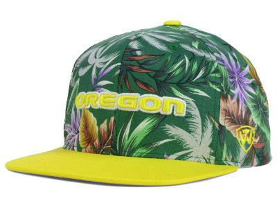 Oregon Ducks Top of the World NCAA Waverunner Snapback Hat