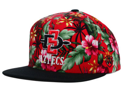 San Diego State Aztecs Top of the World NCAA Waverunner Snapback Hat