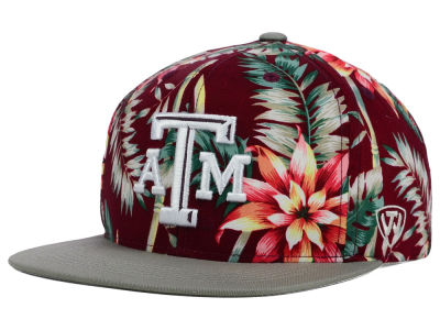 Texas A&M Aggies Top of the World NCAA Waverunner Snapback Hat