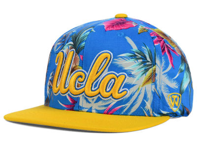 UCLA Bruins Top of the World NCAA Waverunner Snapback Hat