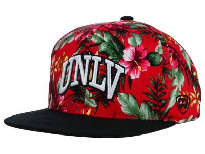 UNLV Runnin Rebels Top of the World NCAA Waverunner Snapback Hat