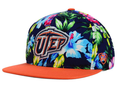 UTEP Miners Top of the World NCAA Waverunner Snapback Hat