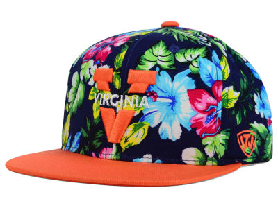 Virginia Cavaliers Top of the World NCAA Waverunner Snapback Hat