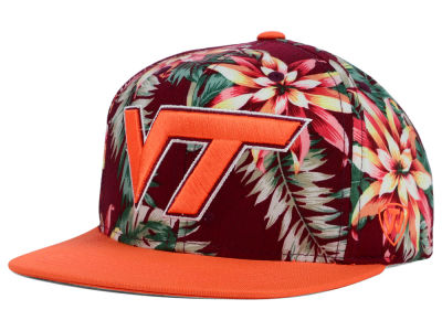 Virginia Tech Hokies Top of the World NCAA Waverunner Snapback Hat