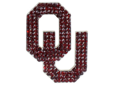 Oklahoma Sooners Crystal Pin