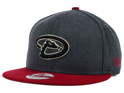 Arizona Diamondbacks New Era MLB Graphite Speed Up 9FIFTY Snapback Cap