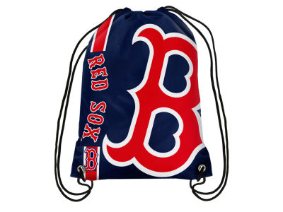Boston Red Sox Big Logo Drawstring Backpack