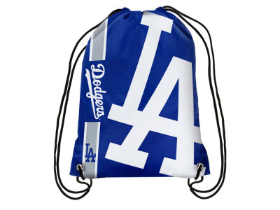 Los Angeles Dodgers Big Logo Drawstring Backpack