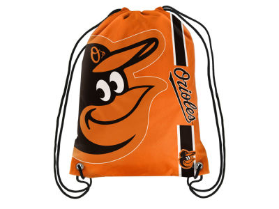 Baltimore Orioles Big Logo Drawstring Backpack