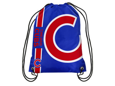 Chicago Cubs Big Logo Drawstring Backpack