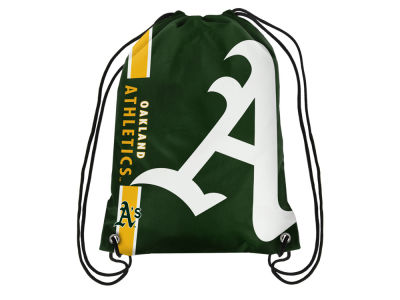 Oakland Athletics Big Logo Drawstring Backpack