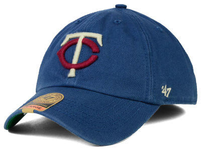 Minnesota Twins '47 MLB Off Shore '47 FRANCHISE Cap