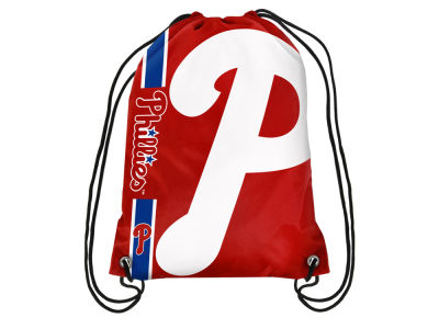 Philadelphia Phillies Big Logo Drawstring Backpack