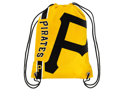 Pittsburgh Pirates Big Logo Drawstring Backpack