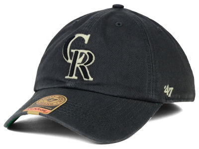 Colorado Rockies '47 MLB Off Shore '47 FRANCHISE Cap
