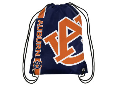 Auburn Tigers Big Logo Drawstring Backpack