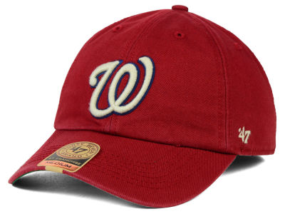 Washington Nationals '47 MLB Off Shore '47 FRANCHISE Cap
