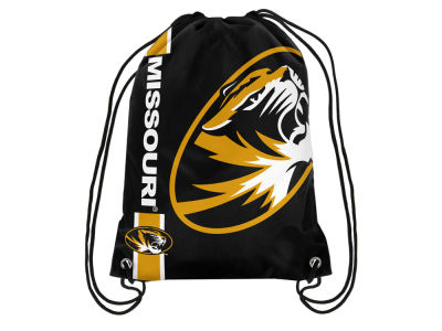 Missouri Tigers Big Logo Drawstring Backpack