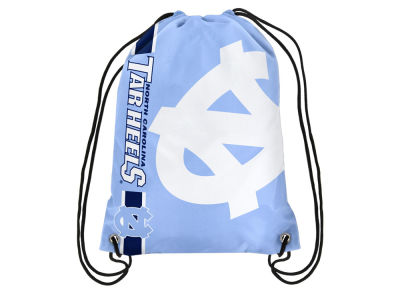 North Carolina Tar Heels Big Logo Drawstring Backpack