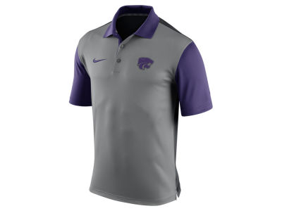 Kansas State Wildcats Nike NCAA Men's 2015 Preseason Polo Shirt