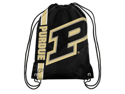 Purdue Boilermakers Big Logo Drawstring Backpack