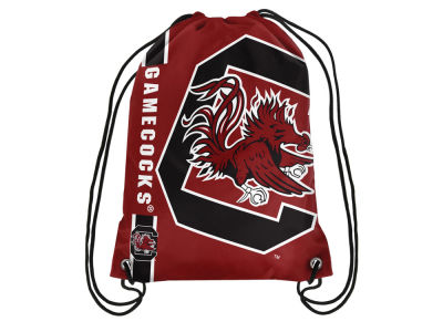 South Carolina Gamecocks Big Logo Drawstring Backpack
