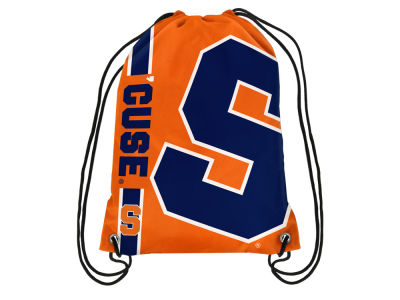 Syracuse Orange Big Logo Drawstring Backpack