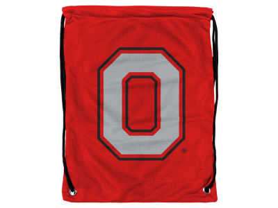 Ohio State Buckeyes Jersey Drawstring Backpack