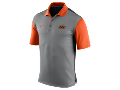 Oklahoma State Cowboys Nike NCAA Men's 2015 Preseason Polo Shirt
