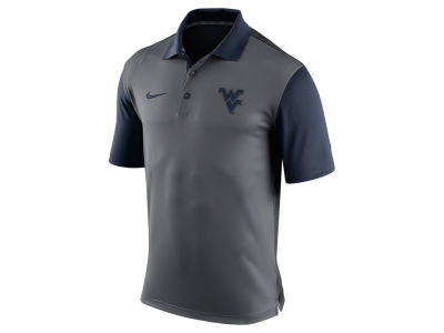West Virginia Mountaineers Nike NCAA Men's 2015 Preseason Polo Shirt