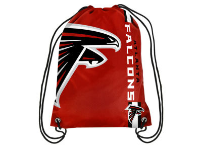 Atlanta Falcons Big Logo Drawstring Backpack