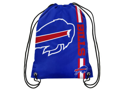 Buffalo Bills Big Logo Drawstring Backpack