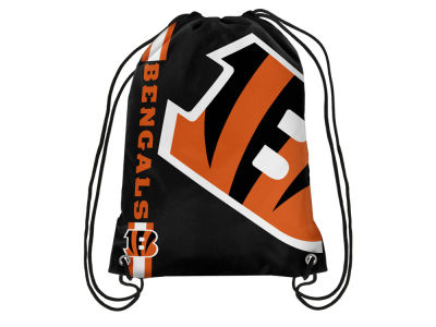 Cincinnati Bengals Big Logo Drawstring Backpack