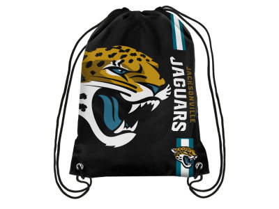 Jacksonville Jaguars Big Logo Drawstring Backpack