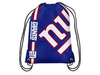 New York Giants Big Logo Drawstring Backpack