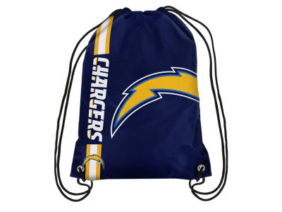 San Diego Chargers Big Logo Drawstring Backpack