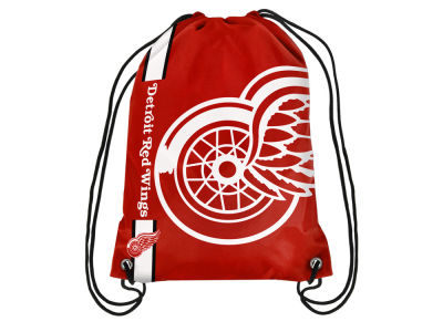 Detroit Red Wings Big Logo Drawstring Backpack